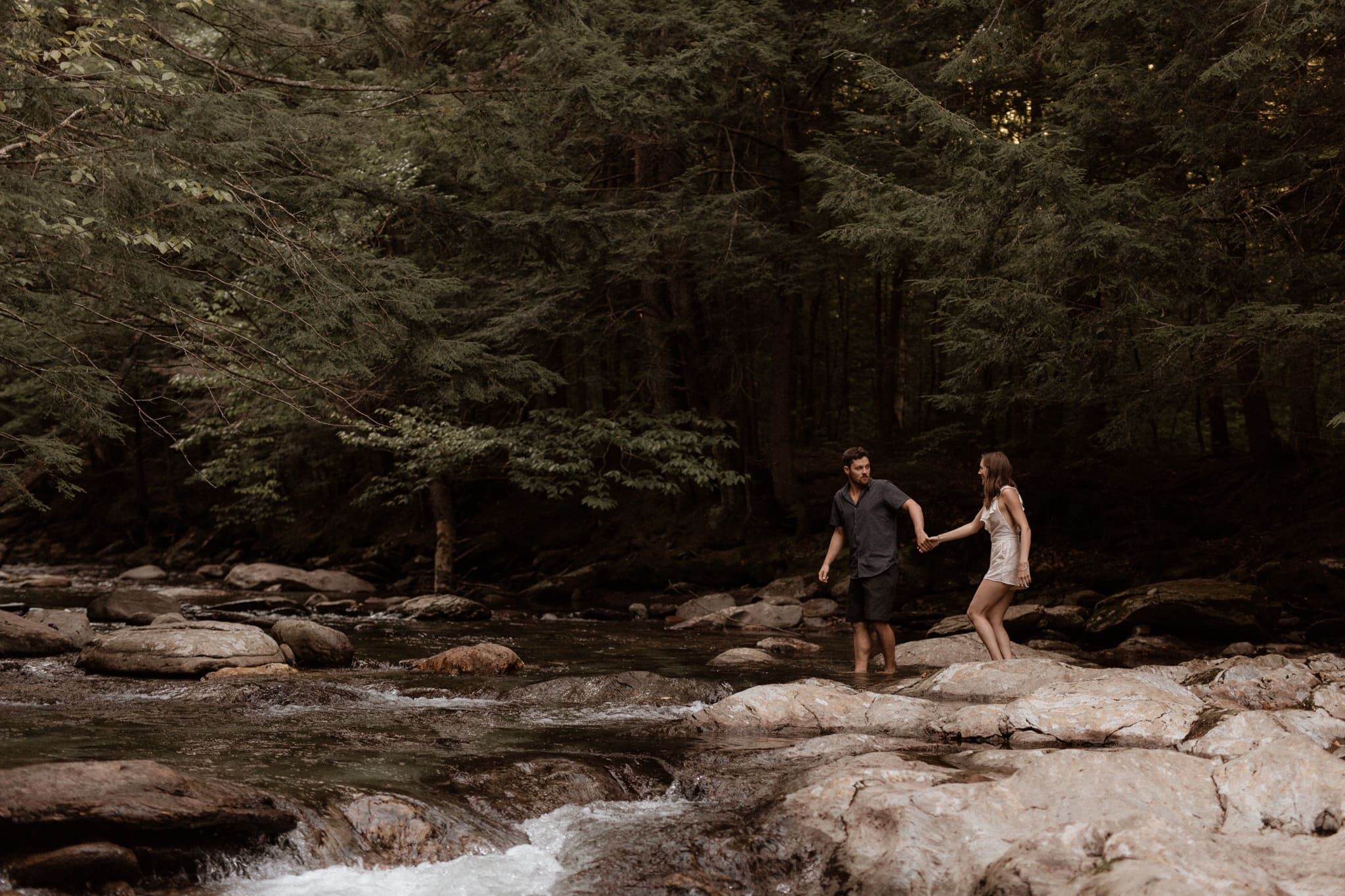 Vermont wedding photographer - Smuggler's Notch