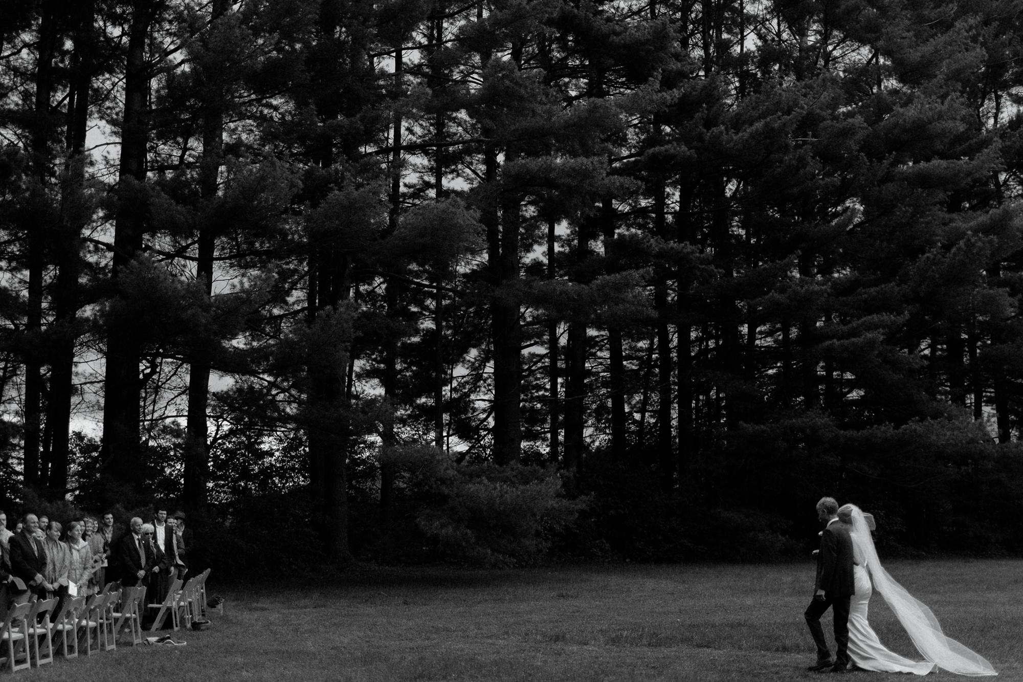 Backyard Vermont Wedding - Vermont Wedding Photographers - Katie Jean Photos