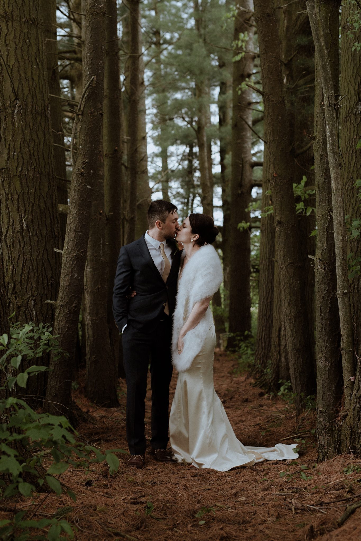Backyard Vermont Wedding - Vermont Wedding Photographers - Katie Jean Photos