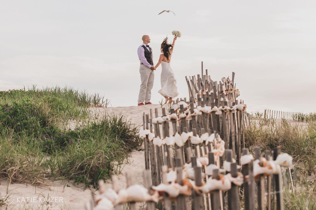 Kaylan And Michael S Intimate Nantucket Wedding In Madaket Katie Kaizer Photography Award Winning Nantucket Wedding Portrait Photographer