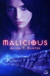 Malicious book cover!