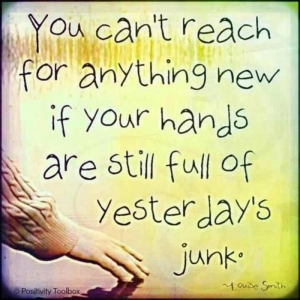 Letting-Go-of-Yesterdays-Junk