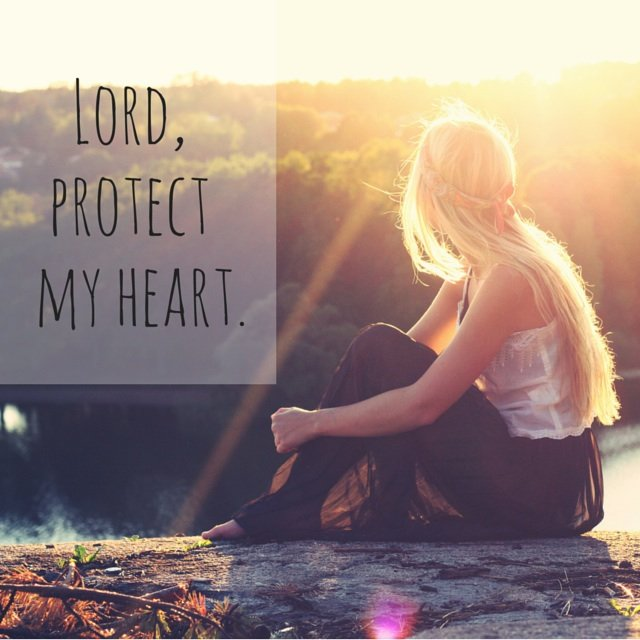 Lord protect my heart by Kate Motaung for Katie M Reid