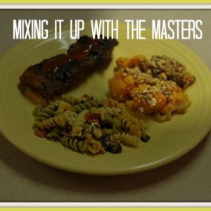 Mixing it up with the Masters series by Bakin
