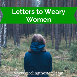 Letters to Weary Women by Ashley Hales