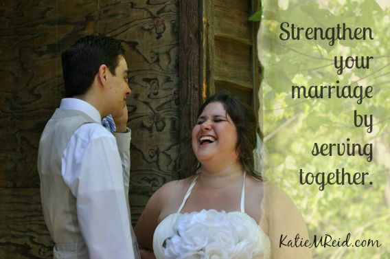 Serving Together with your Spouse by Katie M Reid