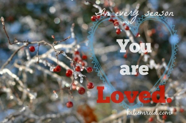 You are Loved image by Katie M. Reid