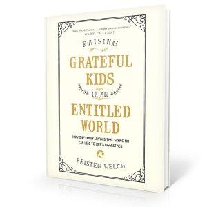 Raising Grateful Kids Book Cover