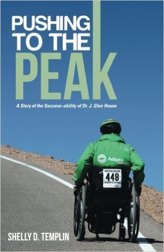 Pushing to the Peak book by Shelly D. Templin via Amazon