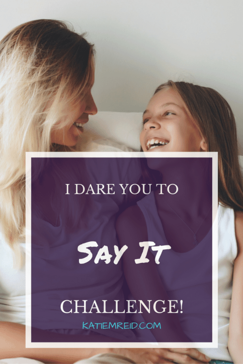 I dare you to try it challenge for the Grounded Series by Katie M. Reid