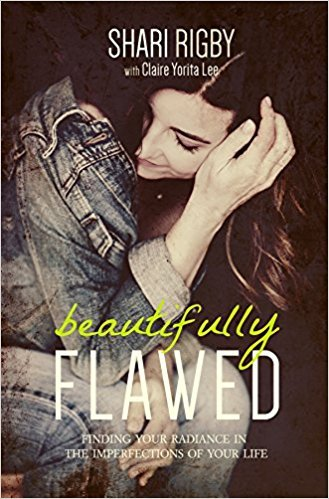 Beautifully Flawed book by actress Shari Rigby