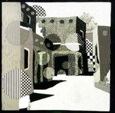 Black & White Village (2000) - Katiepm