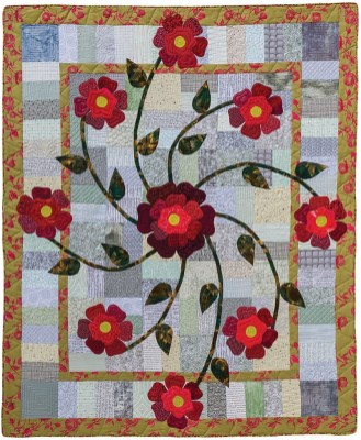 The Rose Quilt Pasquini