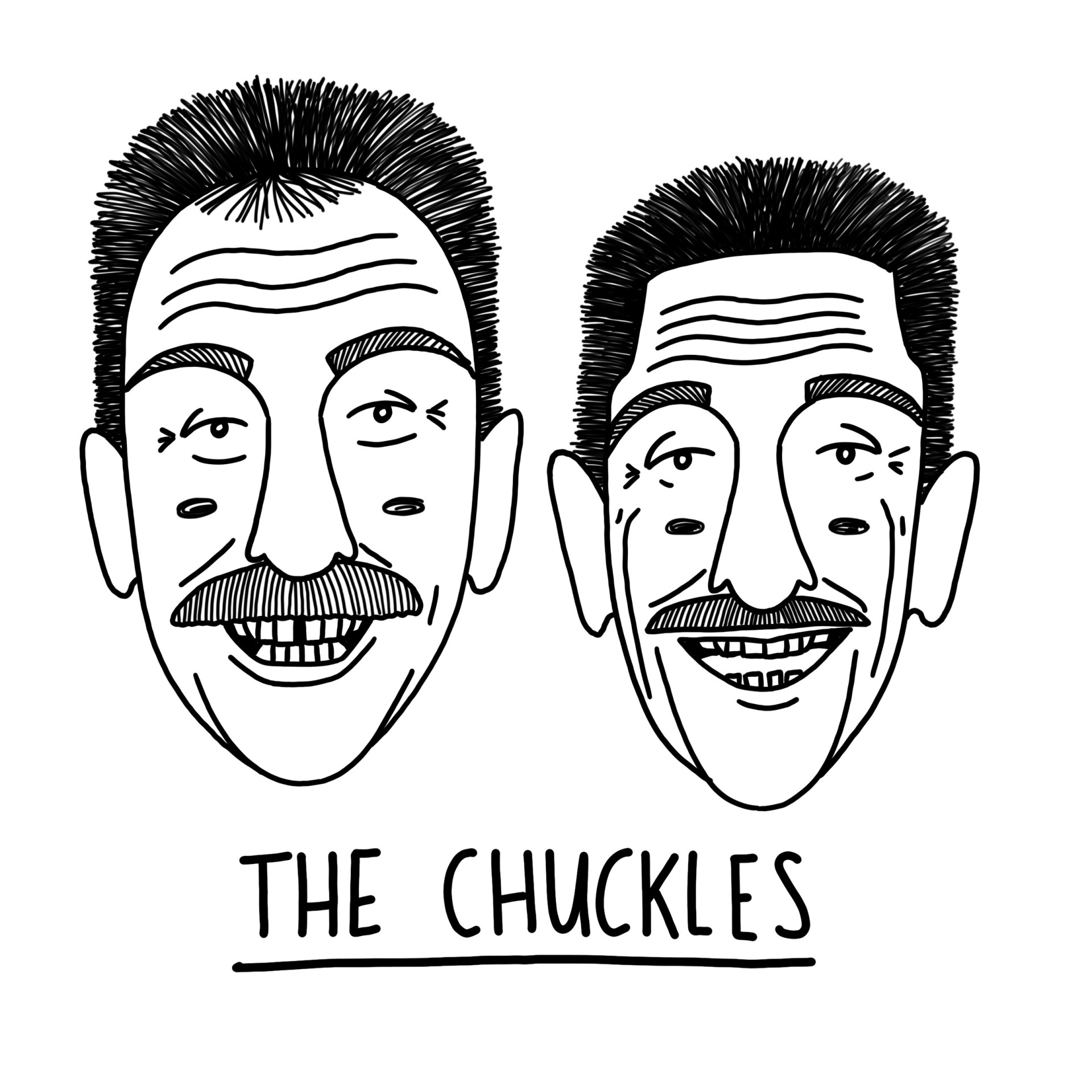 chuckle brothers illustration