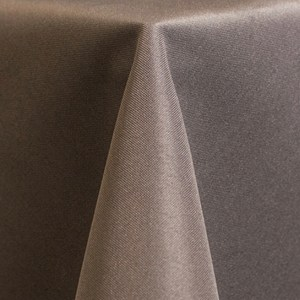 Solid Polyester – Taupe
