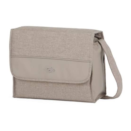 Bebecar Carré Changing Bag – Biscuit