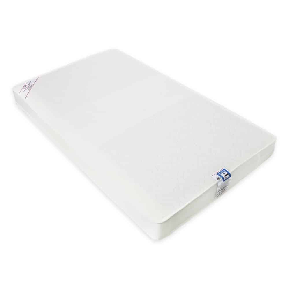 KATY® 132 x 77cm Luxury Sprung FULLY BOUND with Taped Edge Spring Cotbed/Junior Bed Interior Mattress