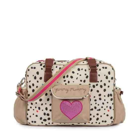 Yummy Mummy Dalmatian Fever Changing Bag
