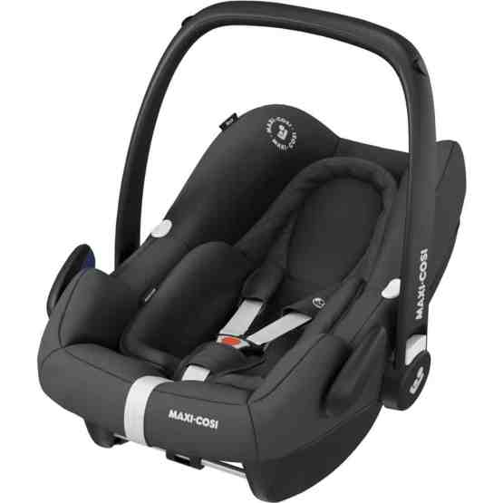 Maxi-Cosi Rock Car Seat – Essential Black