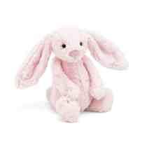 JC Bashful Large Pink Bunny