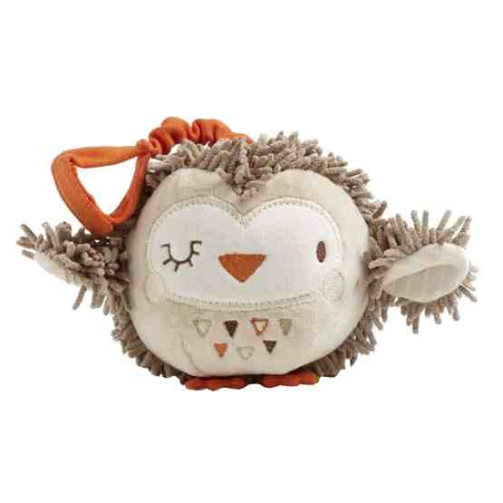Natures Purest Woodland Friends Ollie Owl Jingle Ball