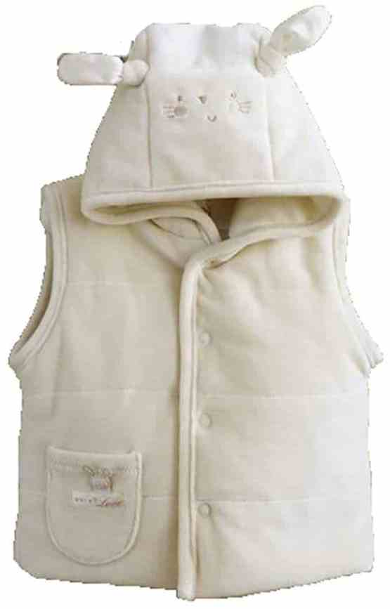 Natures Purest Pure Love Padded Gilet- 3-6 Months