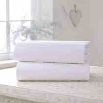 CDL 2 Pack White Sheets