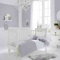 CDL Silver Lining Bedding Grey