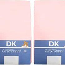 DK 2 Pack Pink Sheets