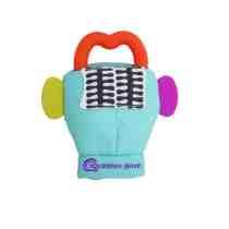 Turquoise Gummee Glove