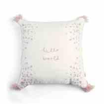 MP WTTW Floral Cushion