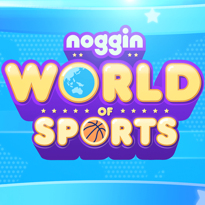 Noggin: World of Sports