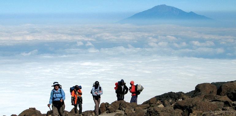 Climbing Kilimanjaro Tour