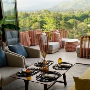 Lounge at Meal Gran Arusha