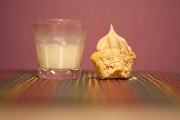 Mini Cupcake and a Shot of Milk   katili*made   http://katilimade.com