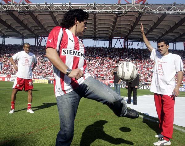 Ντιέγκο Μαραντόνα - Ο σπουδαιότερος Αργεντίνος μετά τον Τσε