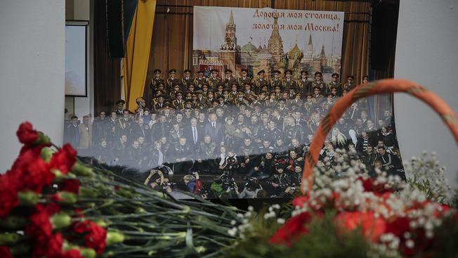 """Alexandrov Ensemble"" - Στην Ελλάδα η θρυλική χορωδία του Κόκκινου Στρατού (βίντεο)"