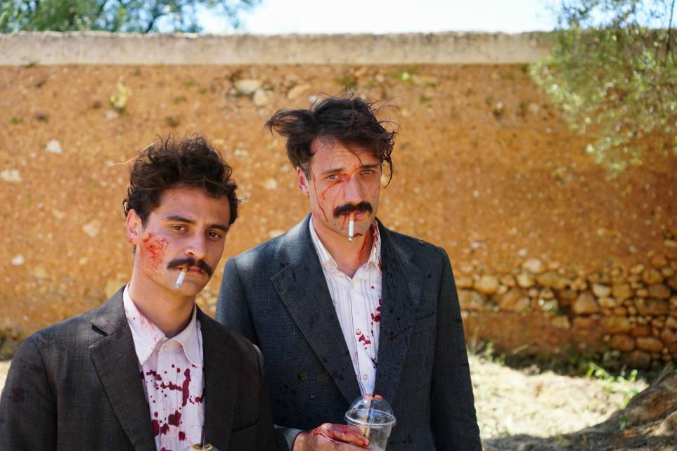 16 φωτογραφίες του Μ. Μαυράκη από την ταινία «Το τελευταίο σημείωμα»