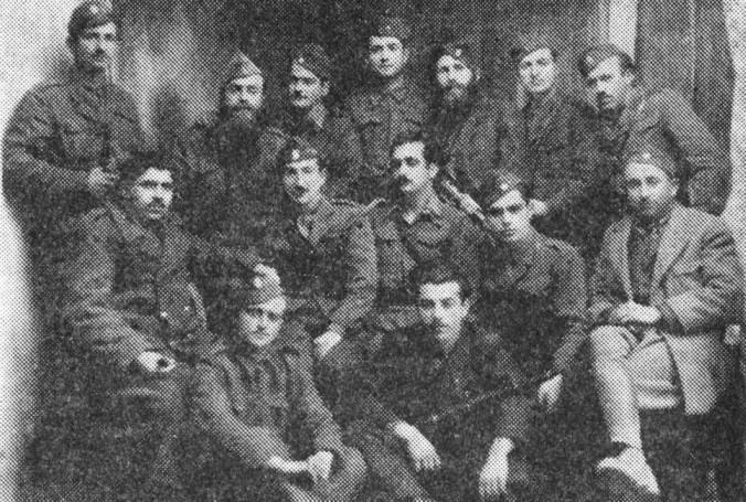 21-22 Δεκέμβρη 1944: Ο ΕΛΑΣ απελευθερώνει την Άρτα απ' τους ΕΔΕΣίτες συνεργάτες των Άγγλων