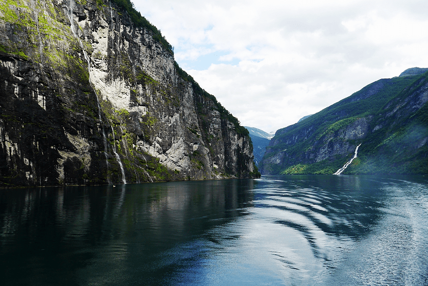 highlights of norway geirangerfjord