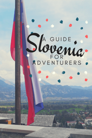 The landscape of Slovenia is saturated with epic mountains and vast underground caves, making it the perfect place for adventurers to get their adrenaline rush!