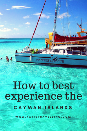 The best way to spend your time on a luxury break to the beautiful Cayman Islands in the Caribbean Sea