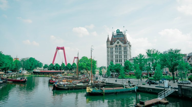 5 reasons Rotterdam is the perfect European city break