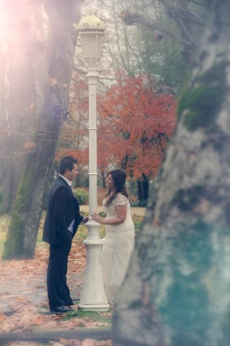 Reportaje de boda Aiete, Donostia, Gipuzkoa
