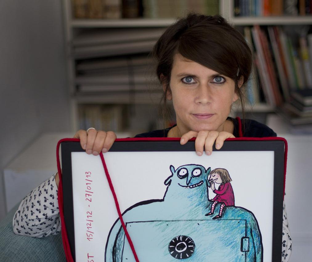 Im Porträt: Anke Kuhl