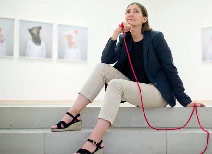 Der rote Faden - Susanne Gaensheimer