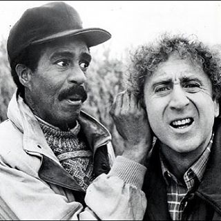 "ripgenewilder ""fuzzy wuzzy was a woman?"" Thank u legend"