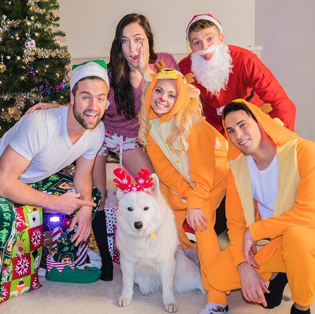Tag ur squad Watch my NEW CHRISTMAS VIDEO  Link in bio  katjaglieson