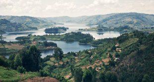 Lake Burera and Lake Ruhondo