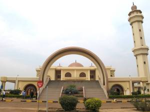 Namugongo Martyrs' shrine